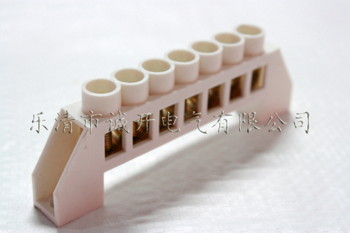 cka3-0609-桥型7孔接线端子